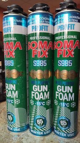 SOMA PROFIT S985 -ЗИМА- пена проф. 800мл, 65L