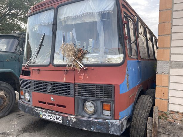 ПАЗ-3205 автобус
