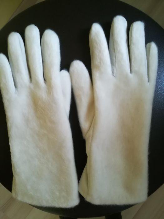 Перчатки кожаные с мехом Кривой Рог - изображение 1