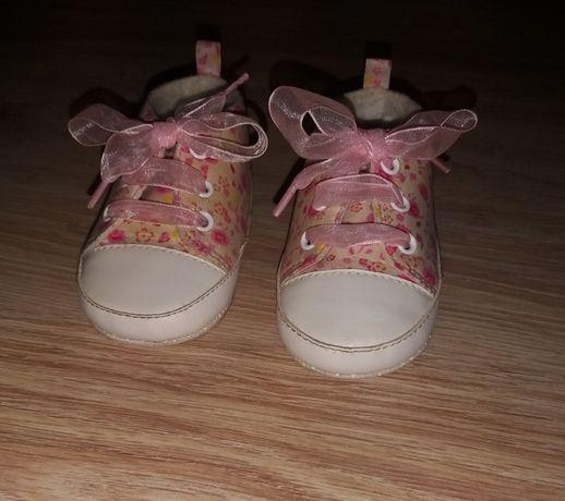 Buciki niemowlęce roz. 13