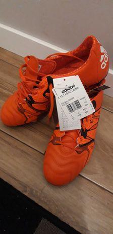 NOWE Adidas X 15.1 40 2/3 fg/ag