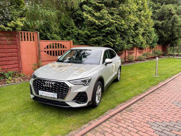 Auto do ślubu Audi Q3