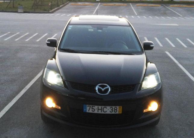 Mazda CX7 2.3 GPL 4X4 Classe 1
