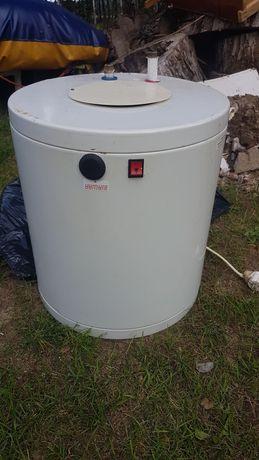 boiler z nową grzałką elektryczną