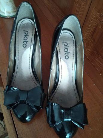 туфли лаковые 39р