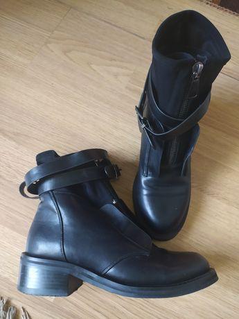Осенние ботинки в отличном состоянии