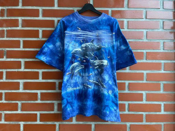 Churinga The Mountain винтаж мужская футболка мерч размер L XL Б У