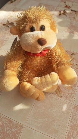 Продам новую игрушку мягкую красотку обезьянку 20 см высота
