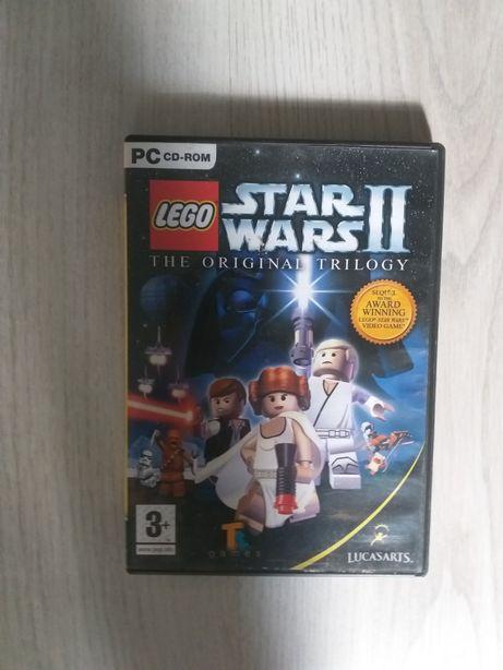 Płyta Lego Star Wars    The Original Trilogy PC CD-ROM