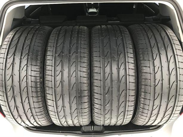 BRIDGESTONE 235 50 R18 Audi Q3 BMW X3 Ford Kuga Jeep Compass Lexus RX