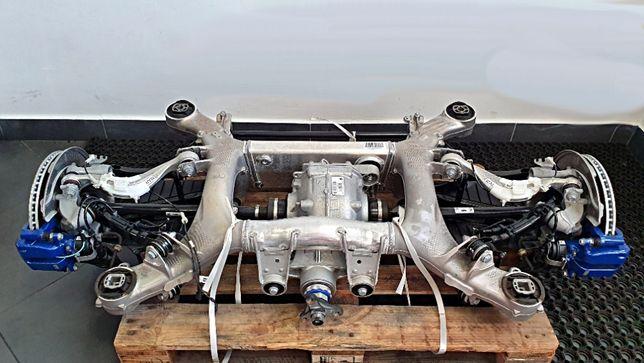 BMW 5 G30 4X4 Zwrotnica WAHACZ LEWY TYŁ