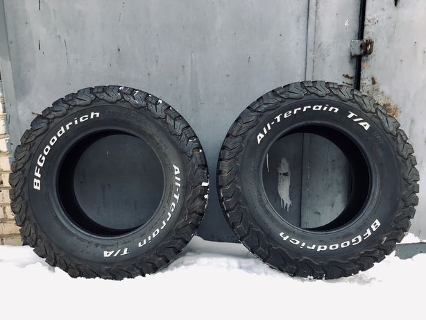 Шины BFgoodrich 255/70/16 резина колеса bf goodrich
