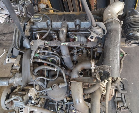 Silnik 2.0 HDI RHZ Peugeot 406 Citroen Xsara Jumpy Expert C5 110KM
