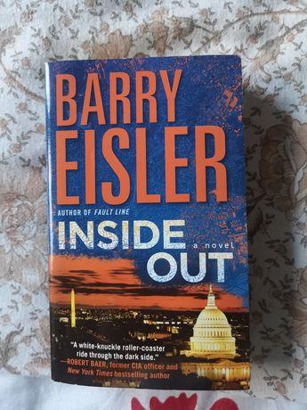 Livro Inside Out ( Ben Treven) de Barry Eisler, usado, capa mole