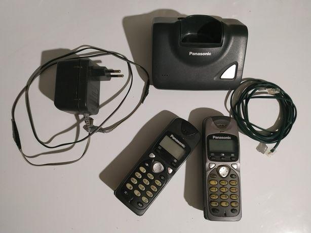 Радиотелефон Panasonic kx-tcd700ru