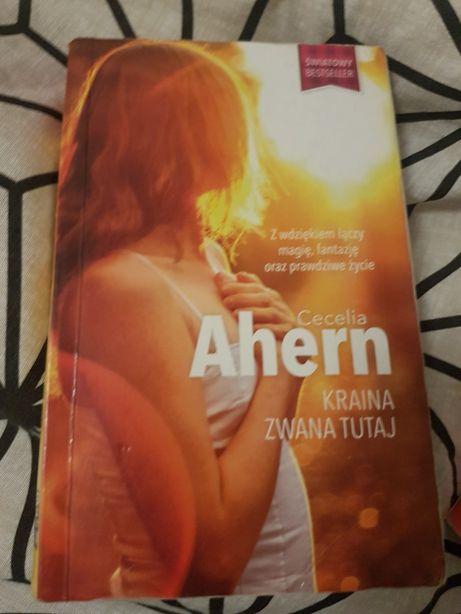 Książka literatura Cecelia Ahern - Kraina zwana Tutaj