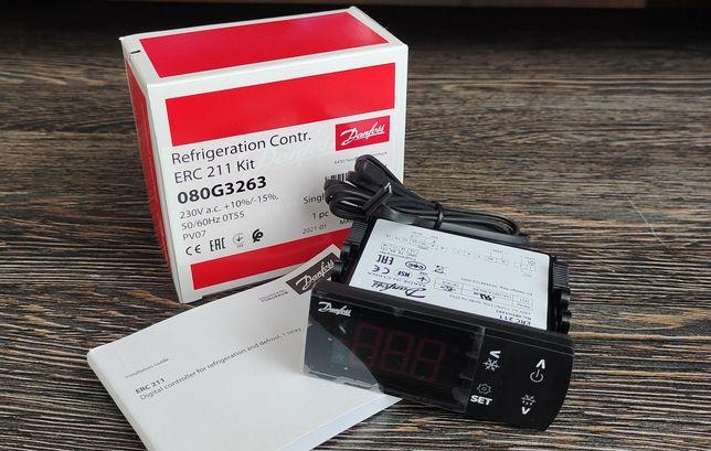 Контроллер Danfoss ERC 211 kit