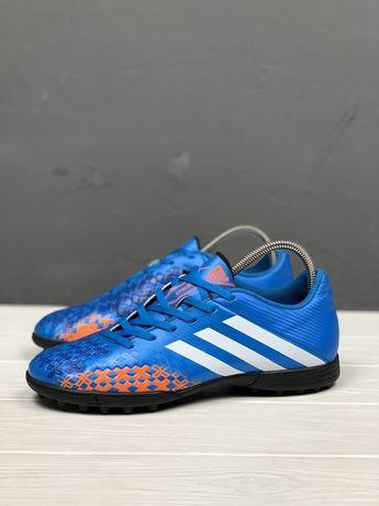 Сороконожки Adidas Predito original 40 бампы копочки бутсы