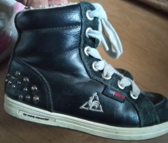 Ботинки деми демисезонные ботиночки 16,5 17 см сапоги кроссовки