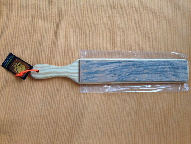 Afiador de facas, canivetes strop flexstrop rudis