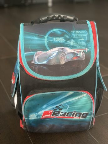 Kite школьный рюкзак,ранець,каркасный для мальчика