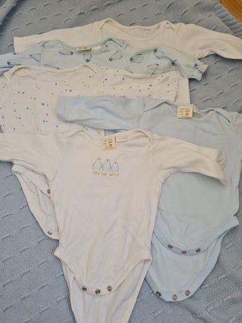 Набір бодіків Zara Baby3-6міс, 68 см