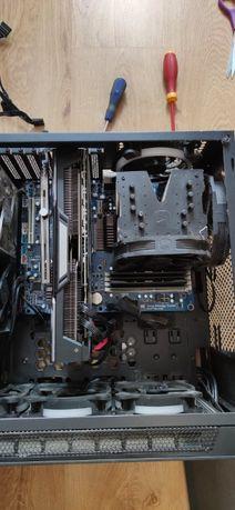 AMD FX 4.2 Ghz x8 + 16GB DDR3 + Gigabyte GA-970A-UD3 + Fortis 3