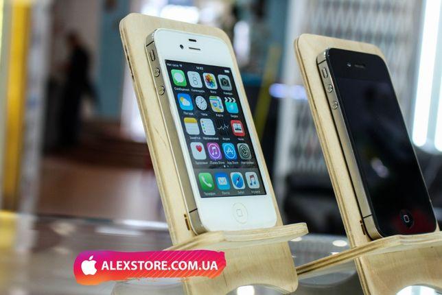iPhone 4S 8GB/16GB Neverlock, 5,5S,6,7,8 •Магазин• ALEXSTORE.COM.UA •