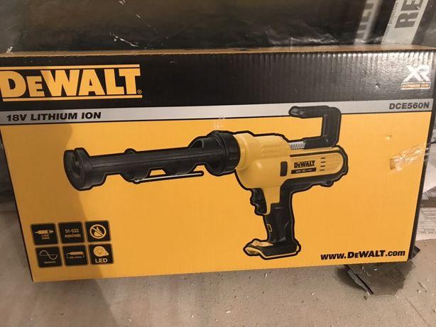 Дивольт силиконовый Девольт Dewalt dce 560 силіконовий пістолет