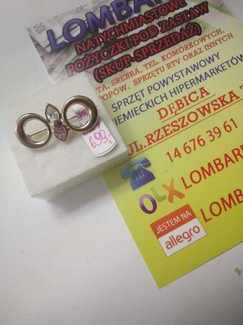 Złota Broszka PR.750 Waga 2,68g ! Lombard Dębica