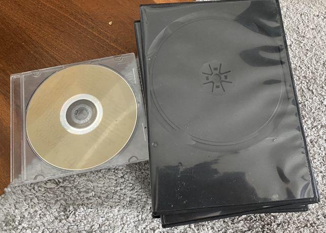 Pudełko opakowanie box płyty cd dvd zestaw na 23 płyty