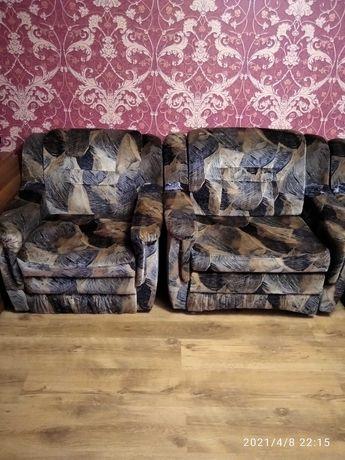 Кресло кровать+кресло