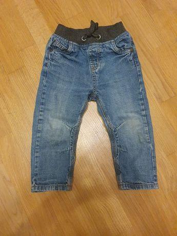 Пакет  вещей Набор джинсы кофта 12-18 мес