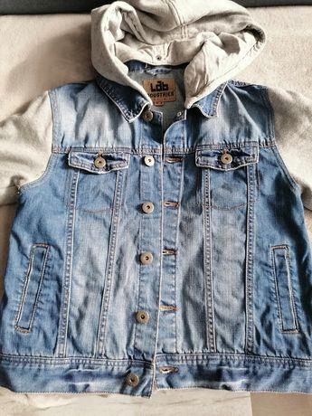 Kurtka bluza jeansowa rozm. 158