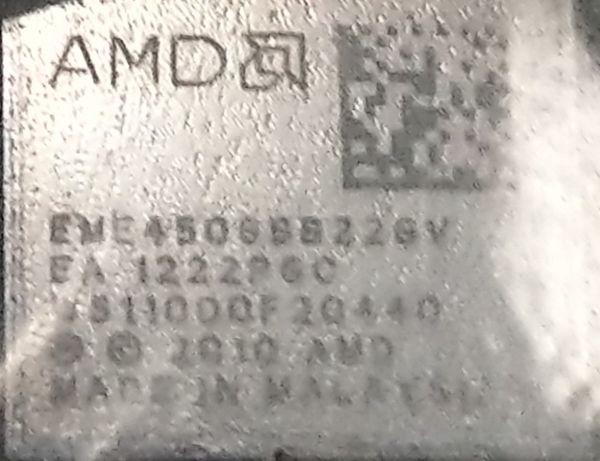 Процессор AMD E-450 EME450GBB22GV