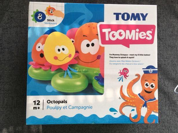 Tomy ośmiorniczki do wody Octopals