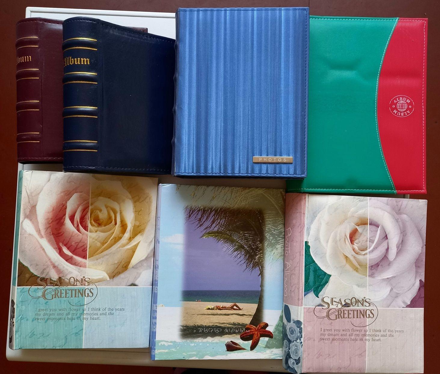 Альбомы для фотографий, открыток или т.д...