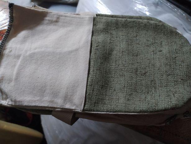 рукавицы рабочие хлопчато-брезентовые сварочные от 10 шт.