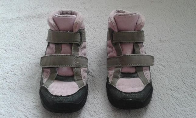Sprzedam buty TREKKINGOWE dziewczęce w rom. 28
