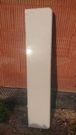 Biały parapet z konglomeratu 124 x 25 i 90x25