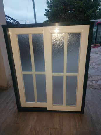 Porta Aluminio  , janela Aluminio Vidro Duplo