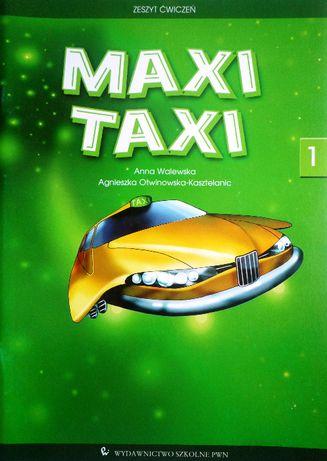 Maxi Taxi 1 Zeszyt ćwiczeń