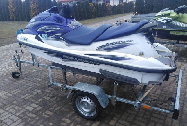 Yamaha XLT 1200 skuter wodny 2002r części kadłub napęd silnik transpor