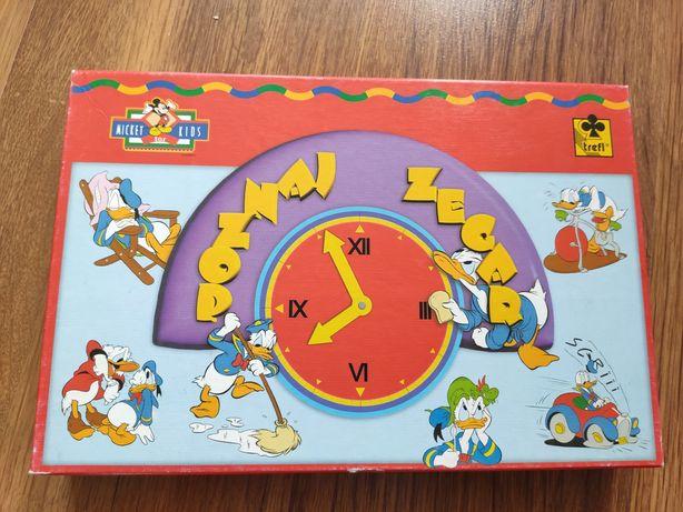 Poznaj zegar Kaczor Donald