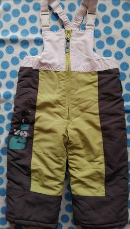 Spodnie zimowe Cocodrillo 92cm