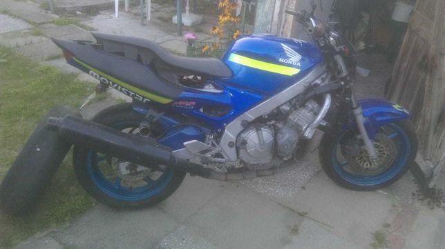 Honda motocykl hrc