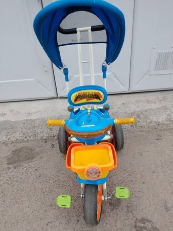 Трёхколёсный детский велосипед Панда
