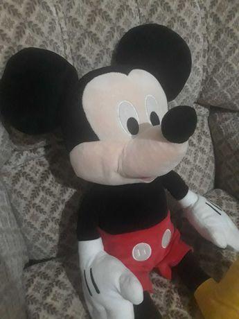 Mickey peluche novo