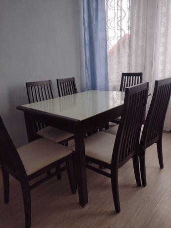 Stół i krzesła  Agata Meble
