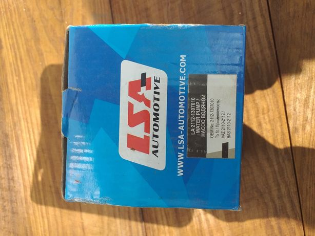 Водяной насос ВАЗ 2108-09-10-12;